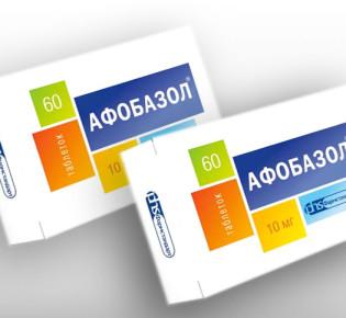Афобазол при ВСД