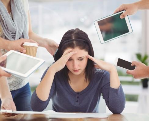 Лечение нервного срыва у женщин