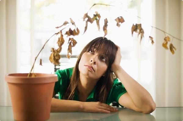 Симптомы и признаки нервного истощения