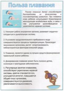 Польза плавания при ВСД