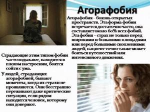 Что такое агорафобия