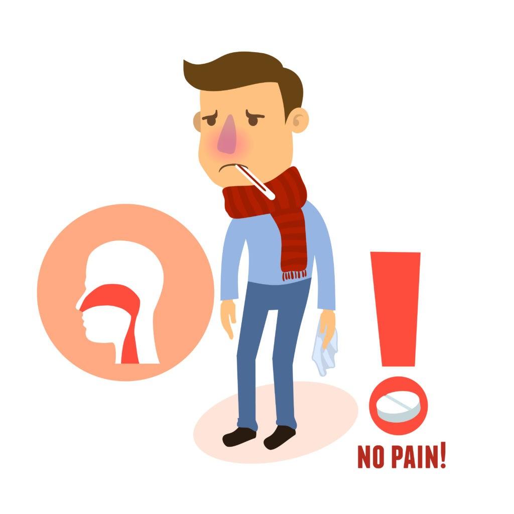 Ком в горле при всд першение симптомы