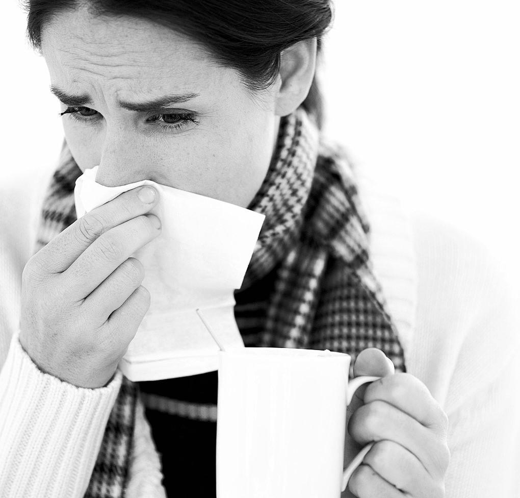 холод и дрожь при ВСД