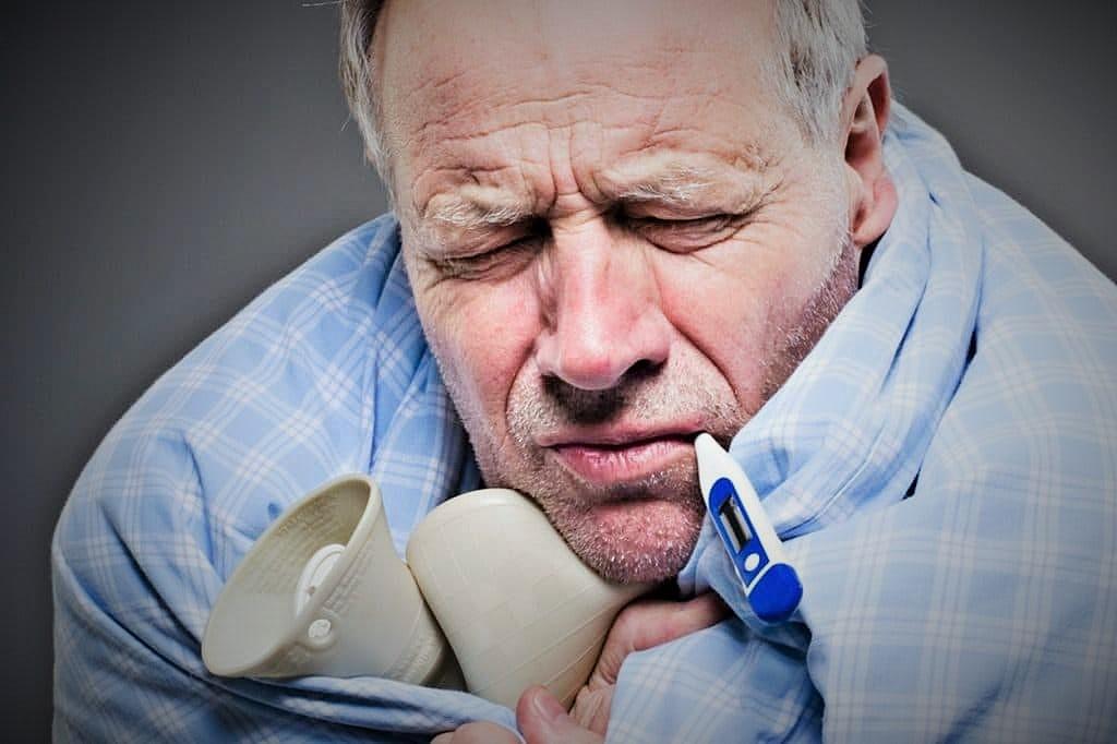 озноб и температура при ВСД