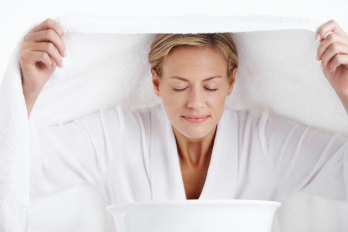 профилактика насморка при всд
