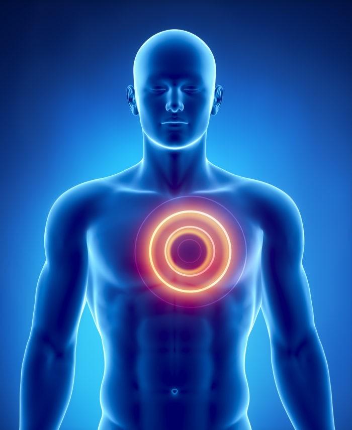 Как убрать сердечную боль при всд