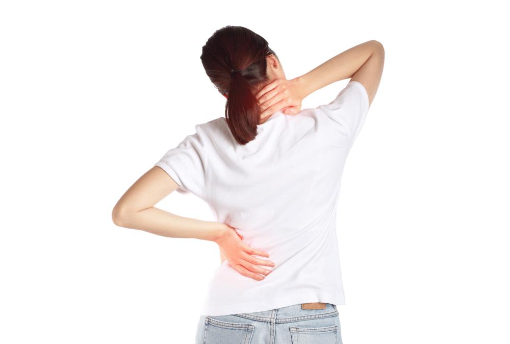 остеохондроз болит спина