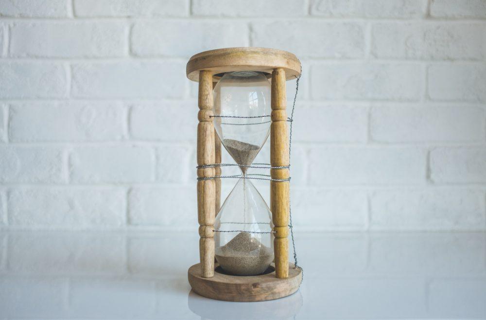 время песочные часы
