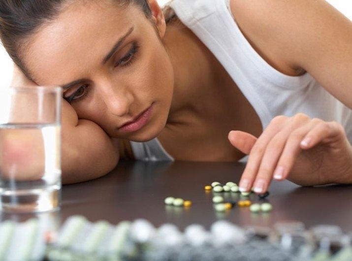 Антидепрессанты при ВСД1