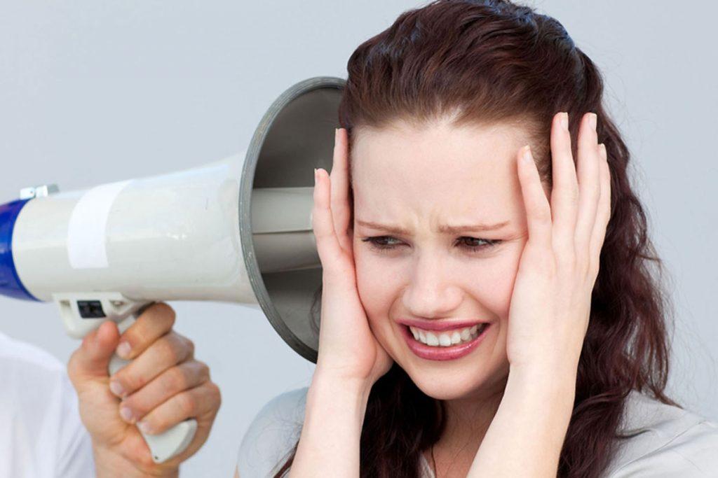 Проявления симптомов невроза