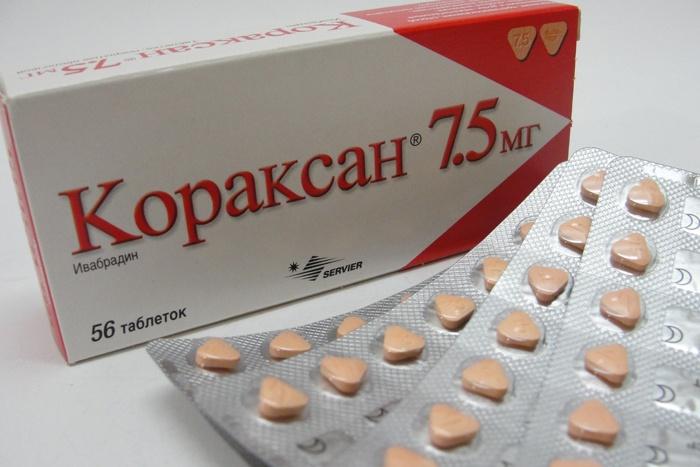 Кораксан при ВСД1