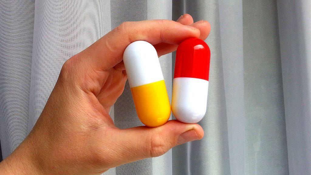 большие таблетки