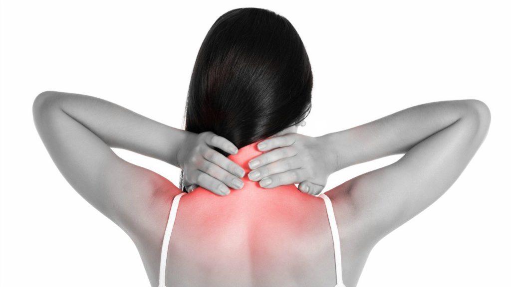 Напряжение мышц при всд