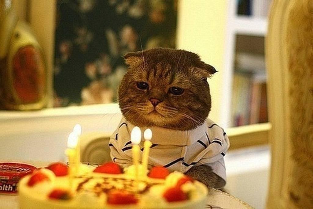 депрессия в День рождения