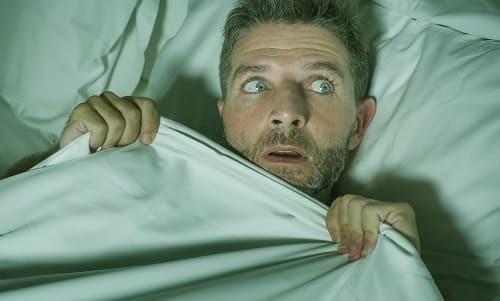 ночной приступ всд