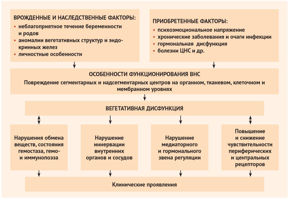 провоцирующие факторы